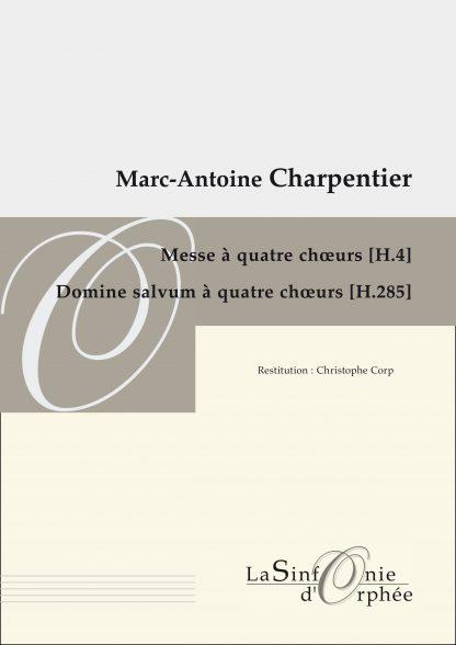 Messe à quatre chœurs H.4