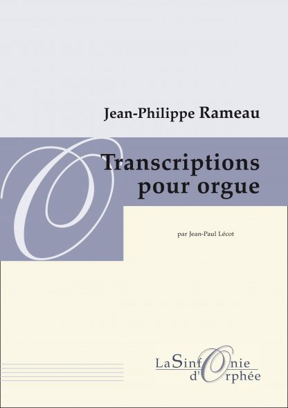 Transcriptions orgue