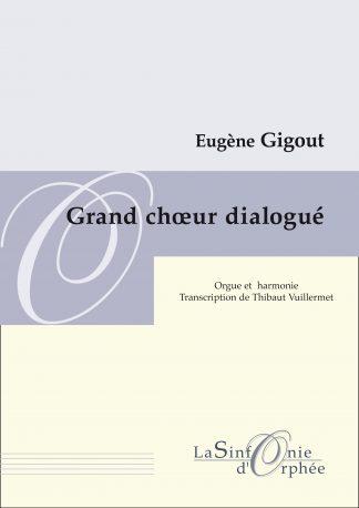 Grand chœur dialogué