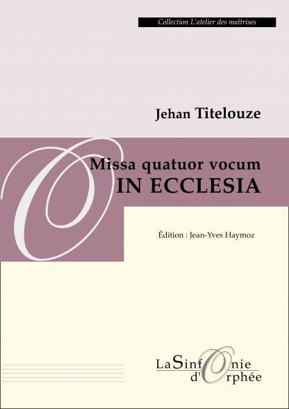 Missa In ecclesia