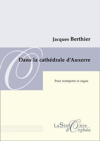 Dans la cathédrale d'Auxerre