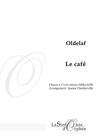 Oldelaf, la café