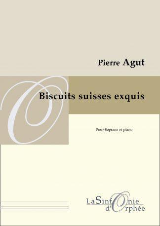 Biscuits suisses exquis